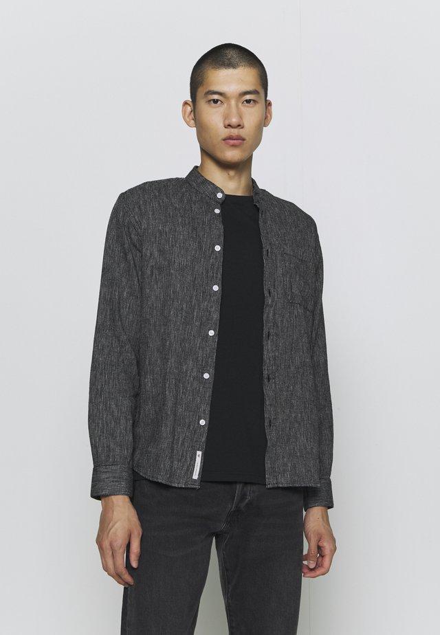 ANHOLT - Camicia - black