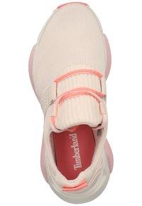 Timberland - TIMBERLAND SNEAKER - Sneaker low - white 1001 - 4