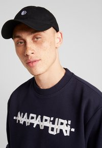 New Look - CORE EMBROIDERY - Cap - stone - 1