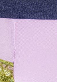 Dora Larsen - LOW RISE KNICKER - Briefs - light pastel purple - 2