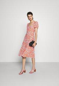 Diane von Furstenberg - ELENA DRESS - Vapaa-ajan mekko - medium sky blue - 1