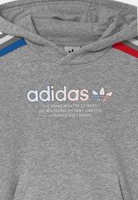 adidas Originals - HOODIE UNISEX - Sweatshirt - medium grey heather - 2