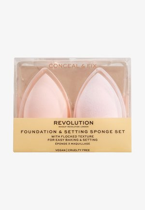 CONCEAL & FIX SETTING SPONGES - Makeup sponges & blenders - -