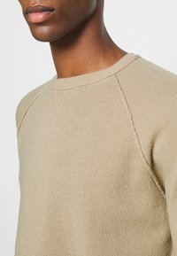 Benetton - Jumper - beige - 5