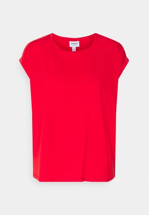 VMAVA PLAIN - T-shirts basic - goji berry
