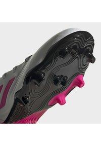 adidas Performance - COPA SENSE.3 FIRM GROUND - Moulded stud football boots - ftwwht/shopnk/cblack - 9