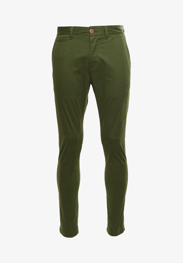 Chinos - chive