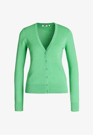 Vest - bright green