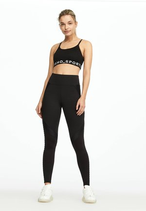SCULPT - Leggings - black