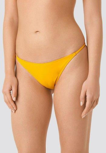 Bikini bottoms - citrus