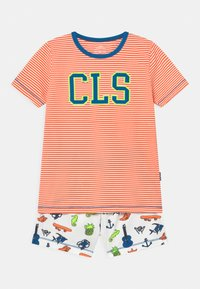 Claesen's - BOYS BOXING - Pyžamová sada - orange - 0