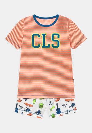 BOYS BOXING - Pyjama set - orange