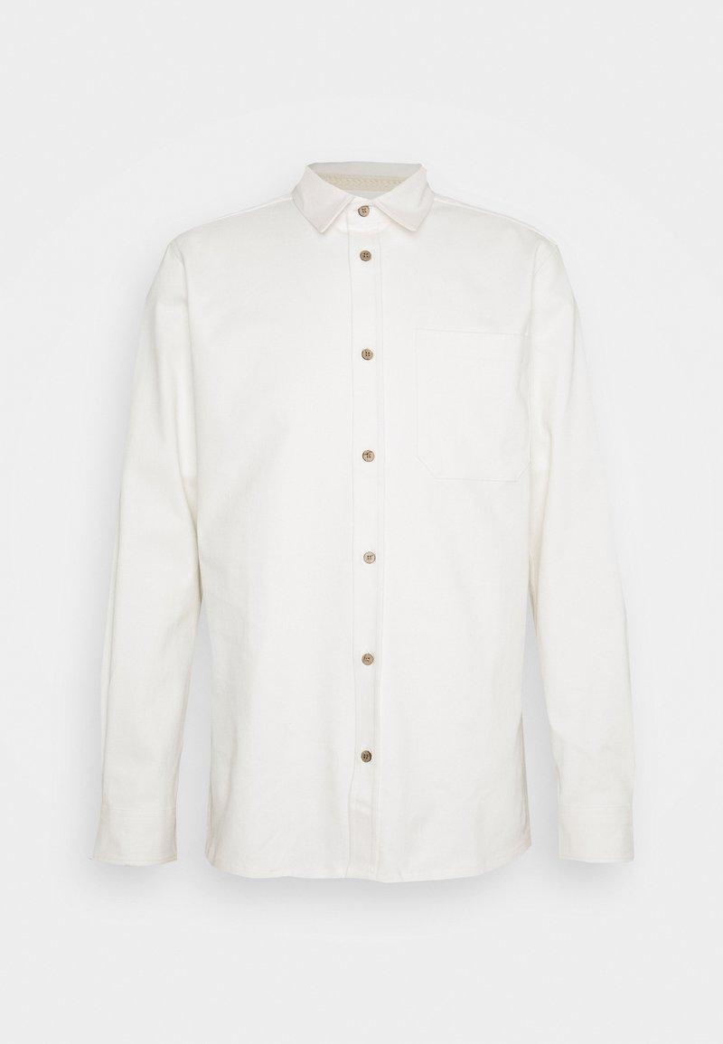 Anerkjendt - AKLENNY TWILL - Shirt - tofu