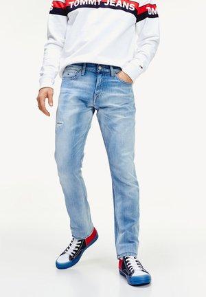 SCANTON HERITAGE QNCLD - Slim fit jeans - quince lt bl com ds