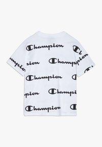 Champion - LEGACY AMERICAN CLASSICS  - T-shirt z nadrukiem - white - 1