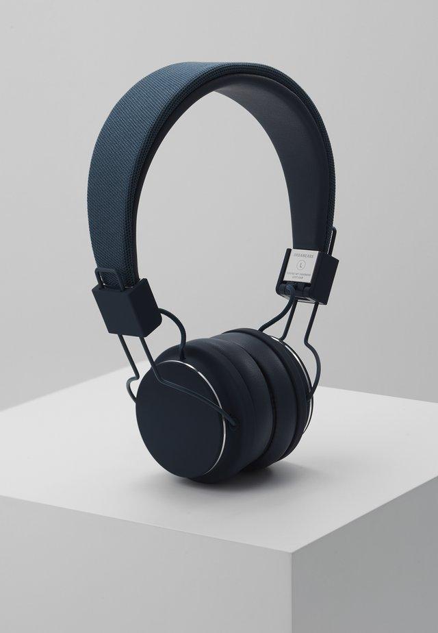 PLATTAN 2 - Słuchawki - indigo