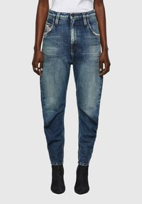 Diesel - Relaxed fit jeans - medium blue - 0