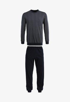 LANG SET - Pyžamová sada - dunkelblau