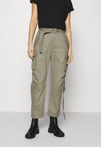Replay - PANTS - Cargo trousers - moss green - 0