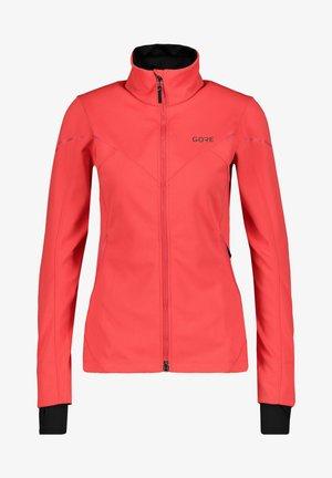 Sports jacket - koralle