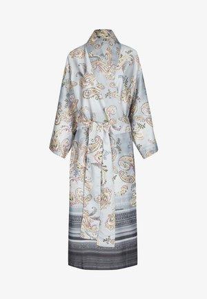 TOSCA - Dressing gown - hellgrau