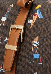 MICHAEL Michael Kors - Weekend bag - brown/multi - 5