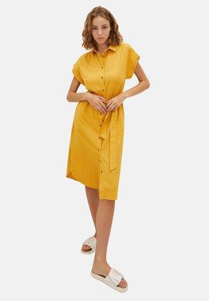 KLEID - Day dress - yellow