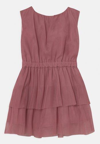 NKFOALA DRESS - Cocktail dress / Party dress - deco rose