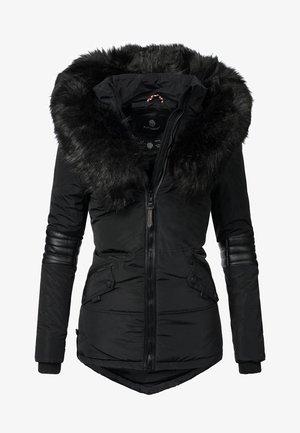NIRVANA - Veste d'hiver - black