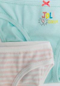 Petit Bateau - CULOTTES 5 PACK - Pants - multicoloured - 3