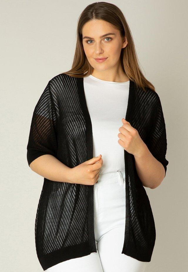 LAUDINE - Vest - black