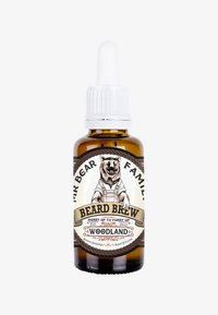 Mr Bear Family - BEARD BREW - Beard oil - woodland - 0