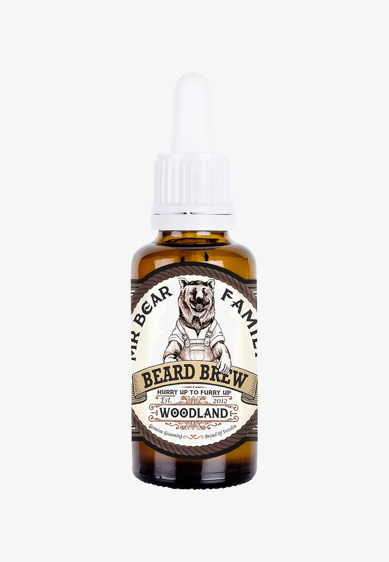 Mr Bear Family - BEARD BREW - Beard oil - woodland