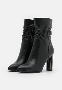 Laura Biagiotti - High heeled ankle boots - black - 2