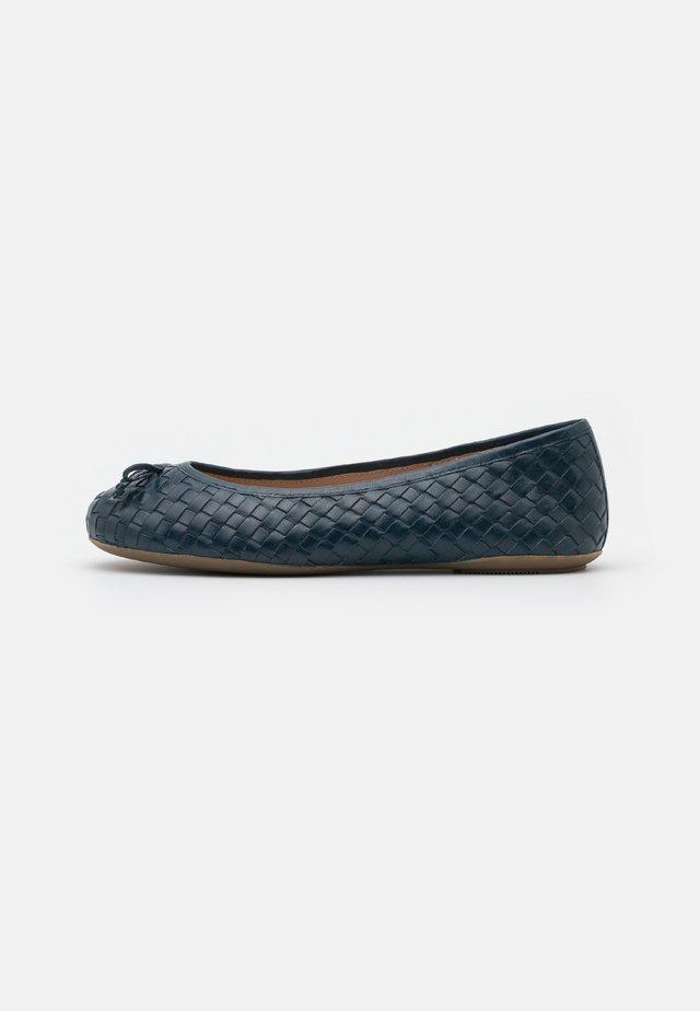 PALMARIA - Ballerinat - blue