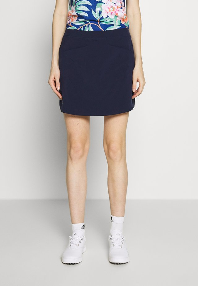 AIM SKORT - Falda de deporte - french navy