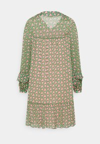 Diane von Furstenberg - HEIDI DRESS - Vapaa-ajan mekko - fun club medium green - 7