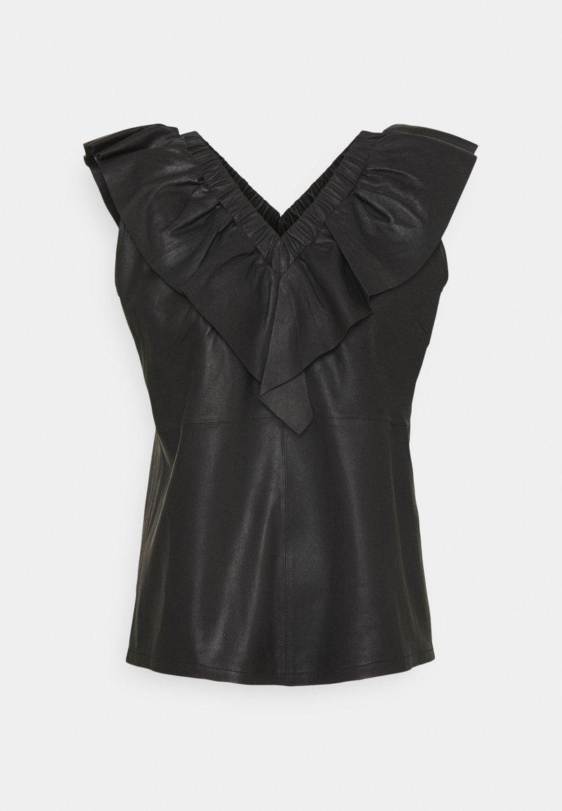 DEPECHE - T-shirt print - black