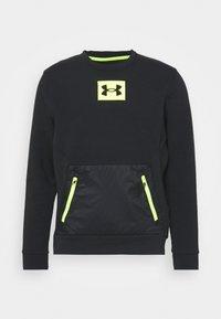 SUMMIT CREW - Sweatshirt - black