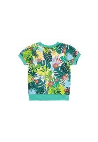 Boboli - T-shirt z nadrukiem - emerald - 1