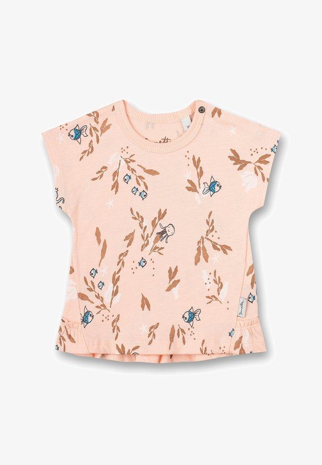 KIDSWEAR - WATER WORLD - T-shirt print - rosa