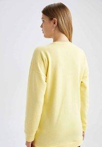 DeFacto - Sweatshirt - yellow - 2