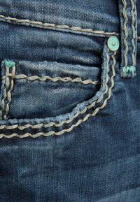 Soccx - Slim fit jeans - dark stone used - 4