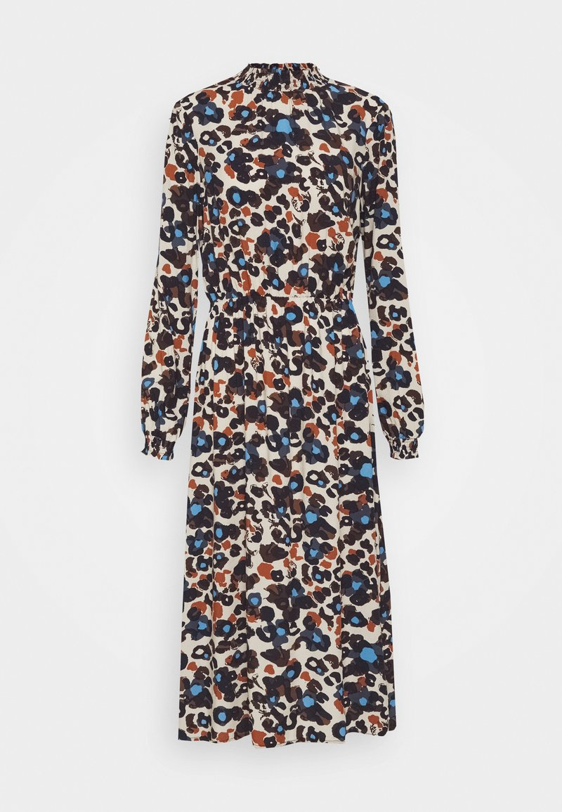 Vila - VISAG BLUME DRESS - Kjole - navy blazer