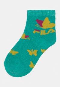 Fila - JUNIOR GIRLS QUARTER PACK 6  - Socks - multi-coloured - 1