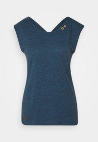 Ragwear - SOFIA - Basic T-shirt - navy - 0