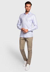 Bruun & Stengade - Zakelijk overhemd - purple - 1