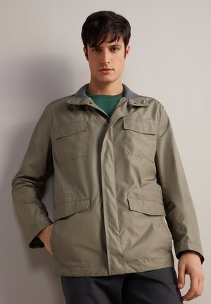 FIELD  - Light jacket - salvia