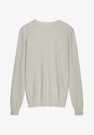 TEN - Pullover - beige