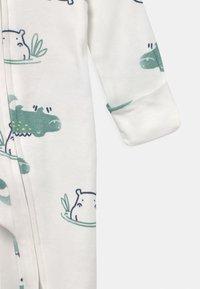 Carter's - TURTLE - Sleep suit - white/green - 2